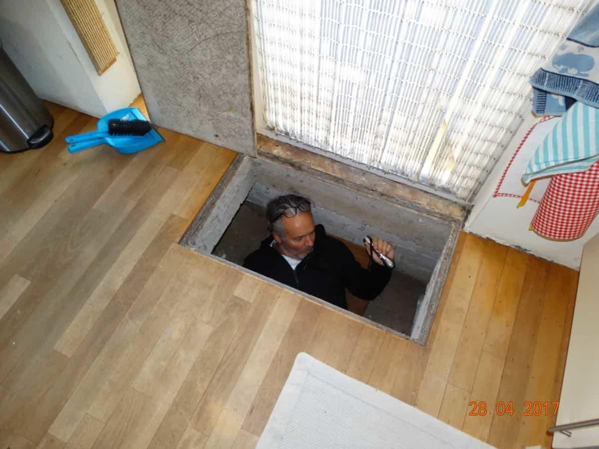 Kruipruimte inspectie (1)